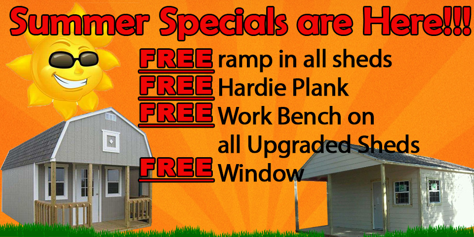 Sheds For All Texas Sheds Cabins Barns Portable